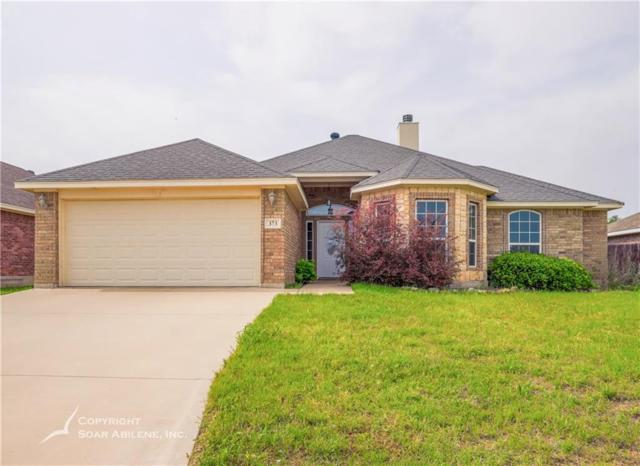 373 Lollipop Trail, Abilene, TX 79602 (MLS #14092131) :: NewHomePrograms.com LLC