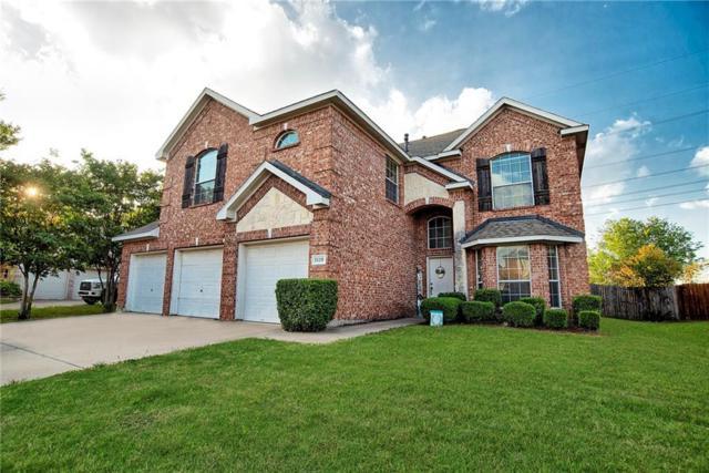 1119 Glencoe Drive, Glenn Heights, TX 75154 (MLS #14092185) :: Roberts Real Estate Group