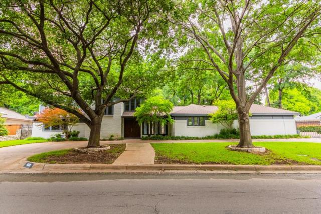 4000 Inwood Road, Fort Worth, TX 76109 (MLS #14092192) :: Real Estate By Design