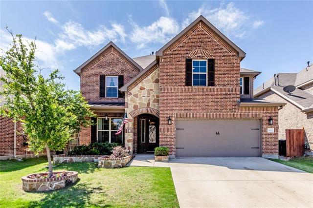 653 Calliopsis Street, Little Elm, TX 75068 (MLS #14092204) :: The Hornburg Real Estate Group