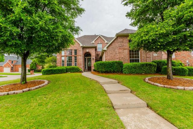 8912 Preston Wood Drive, Mckinney, TX 75072 (MLS #14092209) :: Magnolia Realty