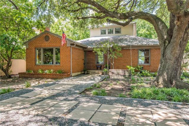 4503 Pomona Road, Dallas, TX 75209 (MLS #14092221) :: North Texas Team   RE/MAX Lifestyle Property