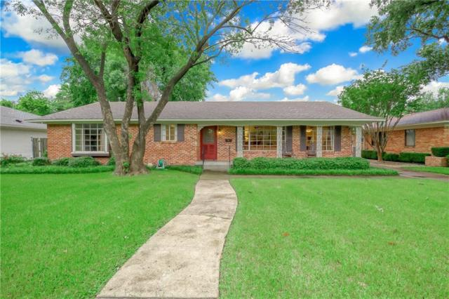 4156 Willow Grove Road, Dallas, TX 75220 (MLS #14092234) :: The Paula Jones Team   RE/MAX of Abilene