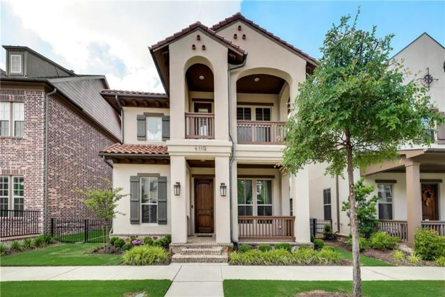 4119 Wellesley Avenue, Frisco, TX 75034 (MLS #14092238) :: RE/MAX Landmark