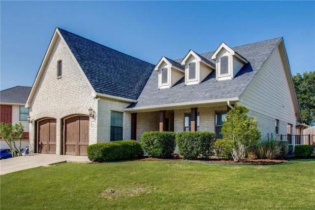 2841 Greenway Drive, Burleson, TX 76028 (MLS #14092274) :: The Mitchell Group