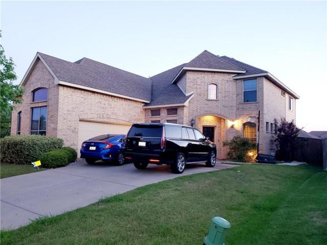 1150 Leafy Glade Road, Forney, TX 75126 (MLS #14092442) :: Potts Realty Group