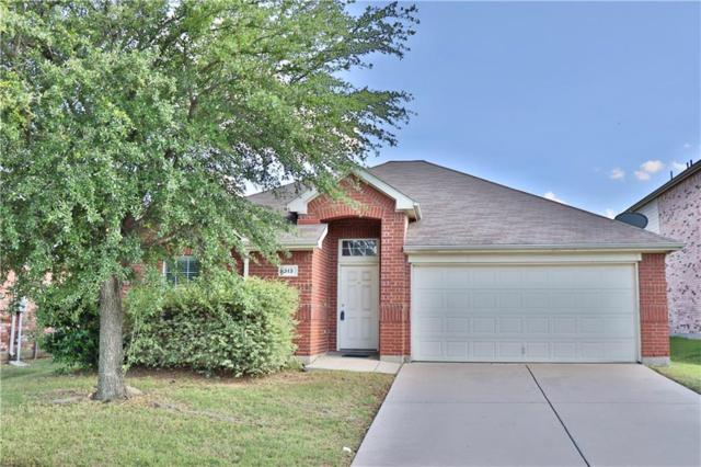 313 Mystic River Trail, Fort Worth, TX 76131 (MLS #14092476) :: The Chad Smith Team