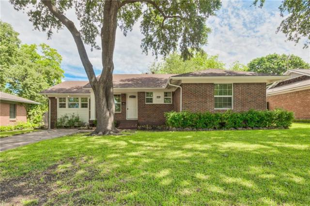 742 Dumont Drive, Richardson, TX 75080 (MLS #14092496) :: The Real Estate Station