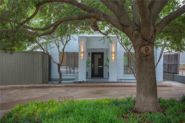 3433 W 4th Street, Fort Worth, TX 76107 (MLS #14092503) :: The Rhodes Team