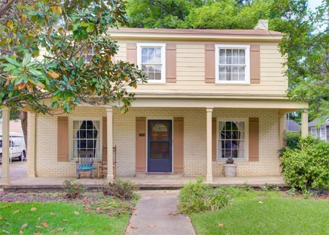 527 W 6th Street, Tyler, TX 75701 (MLS #14092505) :: Lynn Wilson with Keller Williams DFW/Southlake