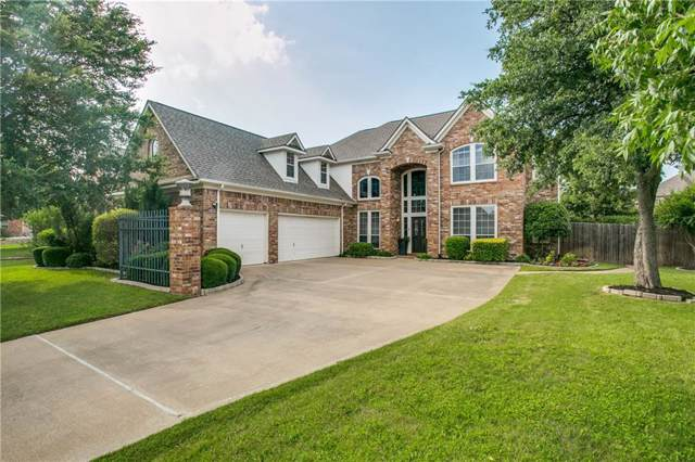 1908 Water Lily Drive, Southlake, TX 76092 (MLS #14092566) :: The Mitchell Group