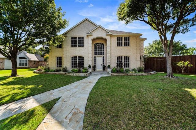 6445 Wexley Ln, The Colony, TX 75056 (MLS #14092572) :: Robinson Clay Team