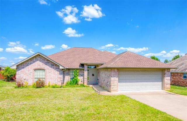 8420 Stonebridge Way, Tyler, TX 75703 (MLS #14092622) :: The Real Estate Station