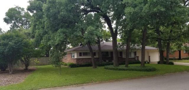 601 Woodcrest Drive, Hurst, TX 76053 (MLS #14092625) :: Baldree Home Team