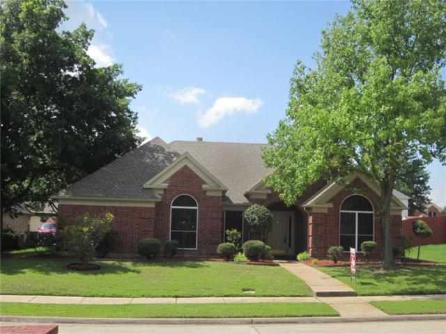1342 Summertime Trail, Lewisville, TX 75067 (MLS #14092647) :: Roberts Real Estate Group