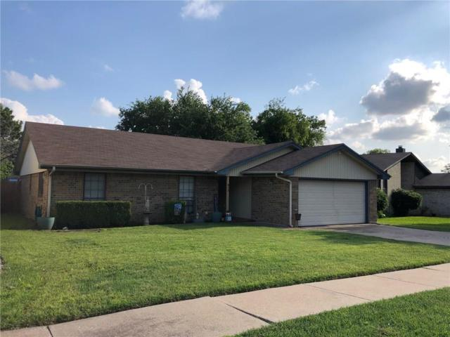 813 Reed Avenue, Saginaw, TX 76179 (MLS #14092650) :: Baldree Home Team