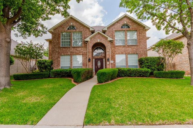 9518 Enmore Lane, Frisco, TX 75035 (MLS #14092656) :: Kimberly Davis & Associates