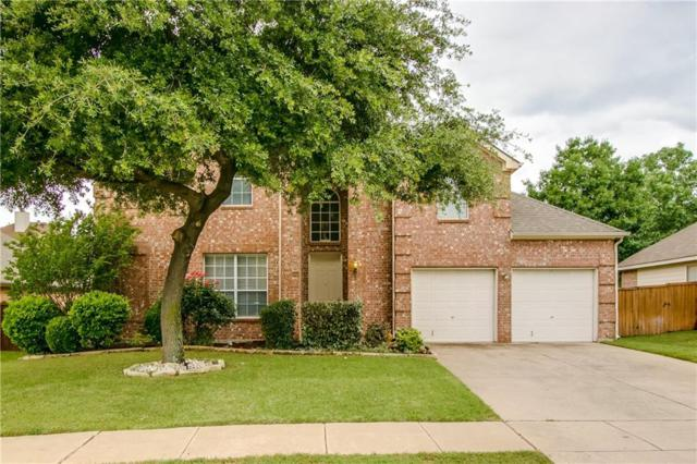 148 Fallkirk Drive, Coppell, TX 75019 (MLS #14092670) :: The Star Team | JP & Associates Realtors