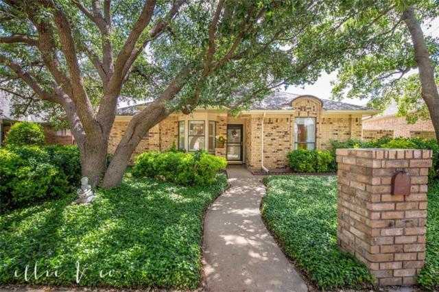 2517 Sunnibrook Court, Abilene, TX 79601 (MLS #14092674) :: The Mitchell Group