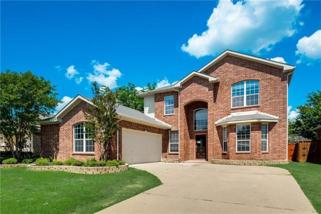 1005 Hidden Oaks Drive, Burleson, TX 76028 (MLS #14092691) :: RE/MAX Town & Country