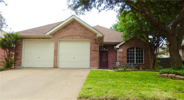 4504 Gila Bend Lane, Fort Worth, TX 76137 (MLS #14092696) :: The Mitchell Group