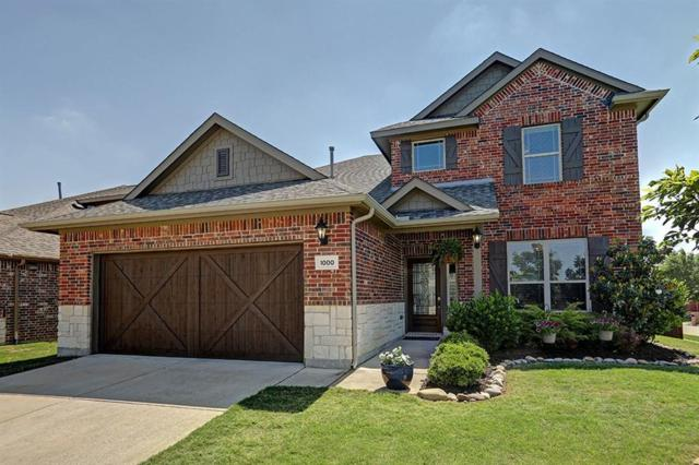 1000 Nob Hill Place, Mckinney, TX 75071 (MLS #14092699) :: The Real Estate Station