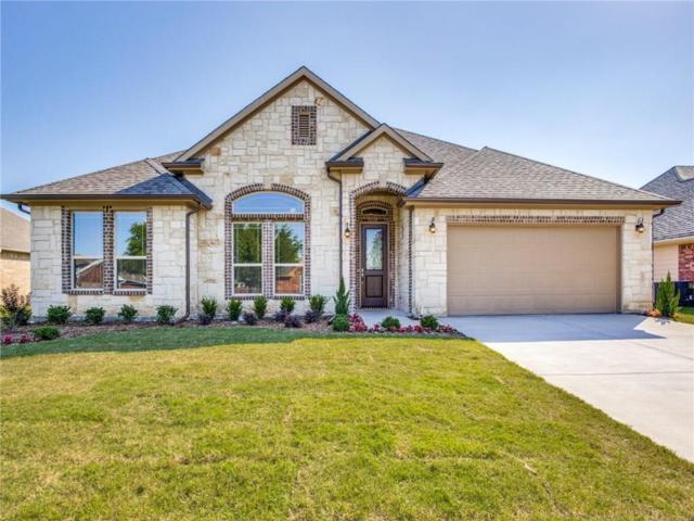 1810 Fairway Drive, Sherman, TX 75090 (MLS #14092730) :: Baldree Home Team