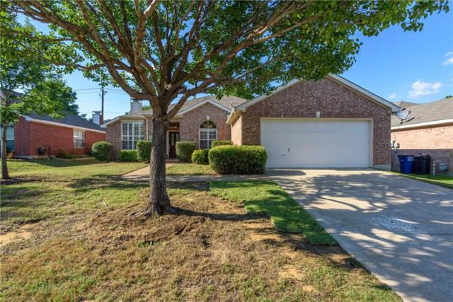 1649 Ash Lane, Corinth, TX 76210 (MLS #14092759) :: Real Estate By Design