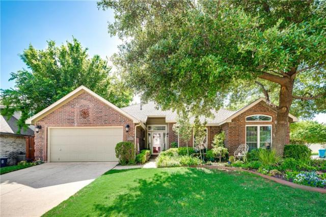 5325 Weathervane Lane, Flower Mound, TX 75028 (MLS #14092800) :: Real Estate By Design