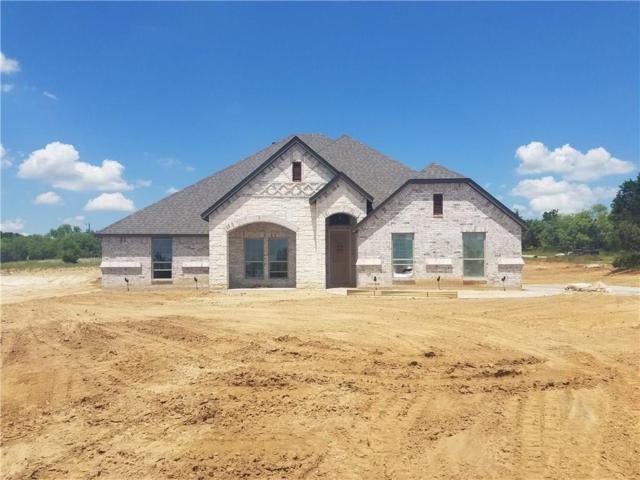 1019 Merriam Court, Weatherford, TX 76087 (MLS #14092802) :: The Heyl Group at Keller Williams