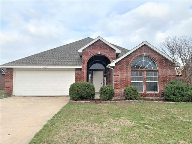 8605 Holland Avenue, Rowlett, TX 75089 (MLS #14092886) :: Vibrant Real Estate
