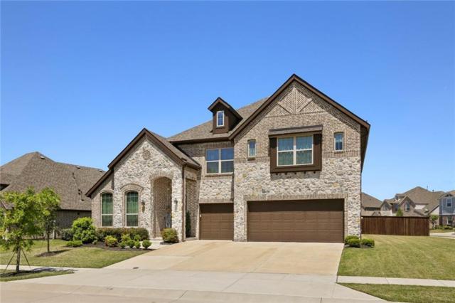 4352 Switchgrass Street, Celina, TX 75009 (MLS #14092908) :: The Tierny Jordan Network
