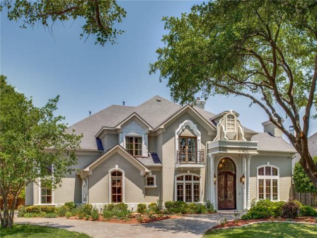 5707 Caladium Drive, Dallas, TX 75230 (MLS #14092971) :: Lynn Wilson with Keller Williams DFW/Southlake