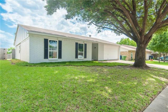 4126 Crestwood Drive, Garland, TX 75043 (MLS #14092980) :: Camacho Homes