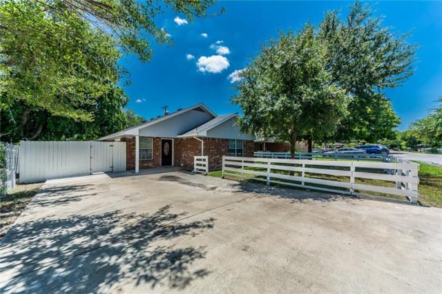 185 Trout Street, Rockwall, TX 75032 (MLS #14093017) :: The Good Home Team