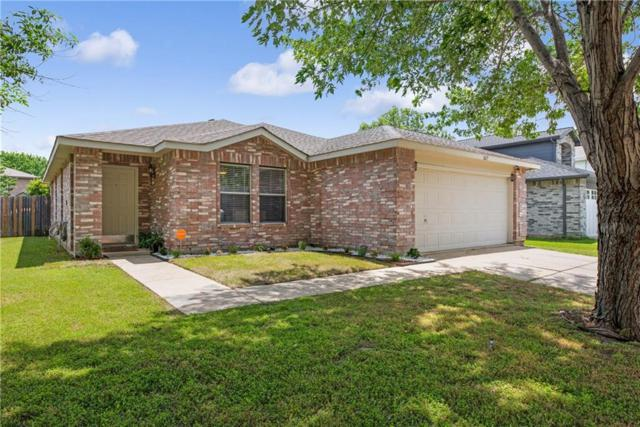 2617 Peach Drive, Little Elm, TX 75068 (MLS #14093023) :: The Good Home Team