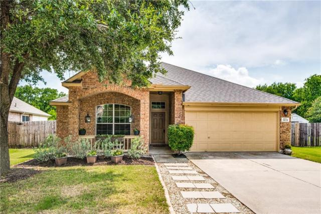 1013 Warbler Lane, Aubrey, TX 76227 (MLS #14093028) :: The Real Estate Station