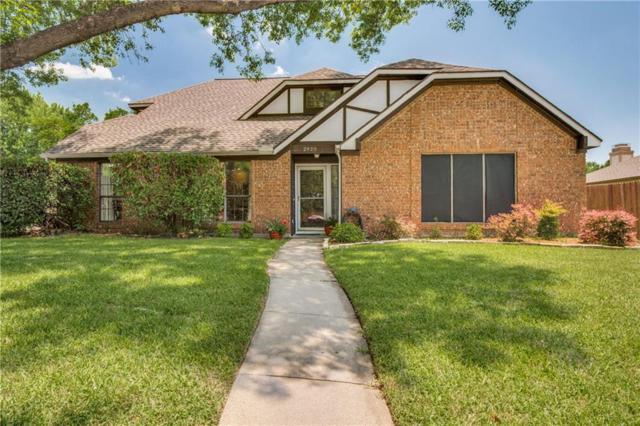 2920 Telegraph Hill Trail, Carrollton, TX 75007 (MLS #14093032) :: Century 21 Judge Fite Company