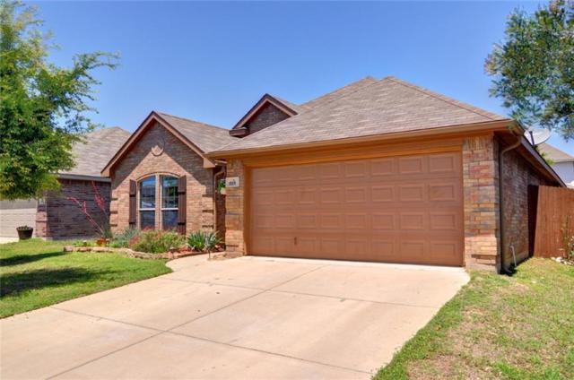 629 Shotwell Street, Crowley, TX 76036 (MLS #14093039) :: Century 21 Judge Fite Company