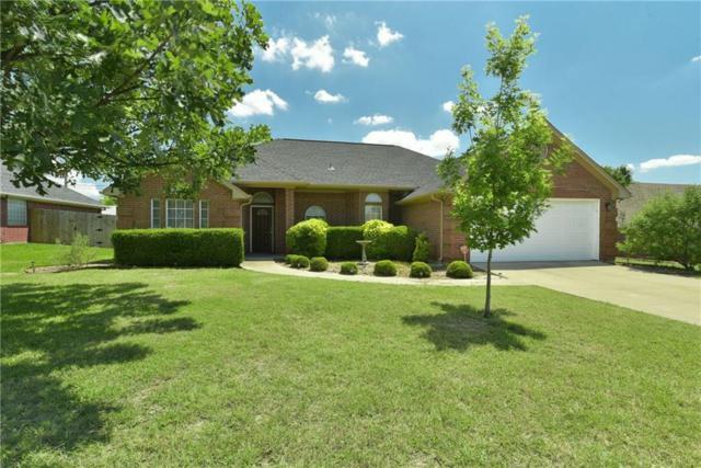 1517 Oak Tree Circle, Weatherford, TX 76086 (MLS #14093076) :: The Heyl Group at Keller Williams