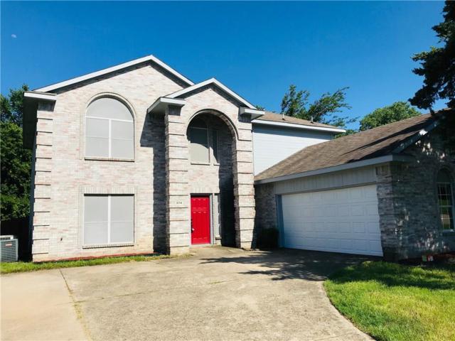 504 Creek Tree Drive, Desoto, TX 75115 (MLS #14093077) :: Roberts Real Estate Group