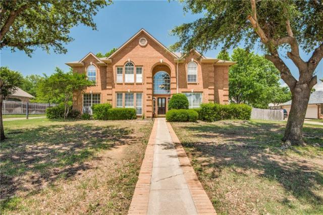103 E Chapel Downs Drive, Southlake, TX 76092 (MLS #14093104) :: Team Tiller