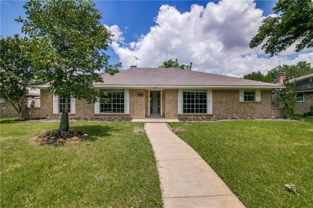 2109 Goldenrod Drive, Richardson, TX 75081 (MLS #14093117) :: Hargrove Realty Group