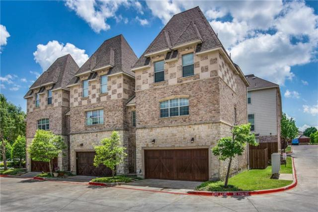 2700 Club Ridge Drive #7, Lewisville, TX 75067 (MLS #14093118) :: Roberts Real Estate Group