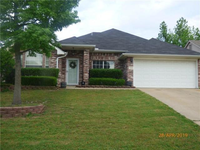 1825 Timberline Lane, Sherman, TX 75092 (MLS #14093120) :: Baldree Home Team