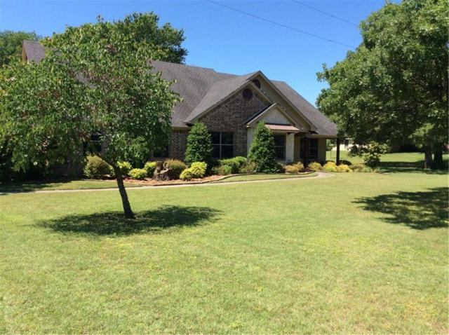 544 Rustic Oaks Road, Combine, TX 75159 (MLS #14093133) :: Century 21 Judge Fite Company