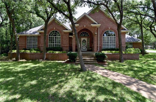 801 Greenbriar Drive, Keller, TX 76248 (MLS #14093137) :: Potts Realty Group