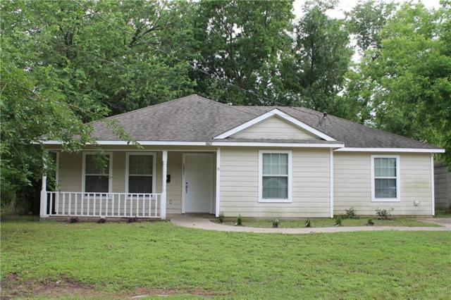 1807 Marshall Street, Greenville, TX 75401 (MLS #14093166) :: Magnolia Realty