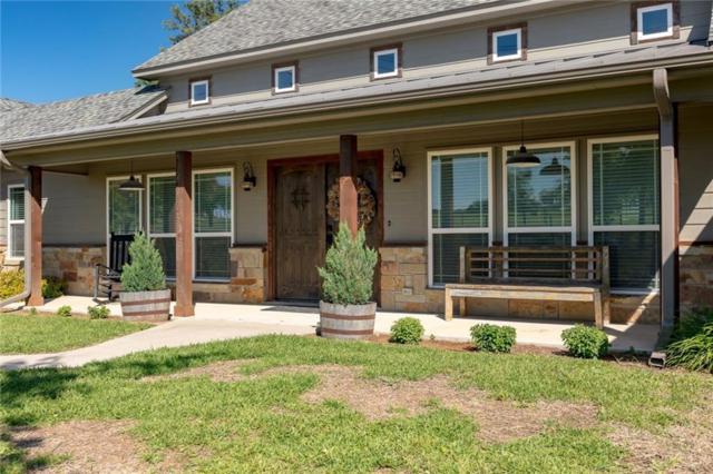 4851 Old Brock Road, Weatherford, TX 76087 (MLS #14093185) :: Team Hodnett