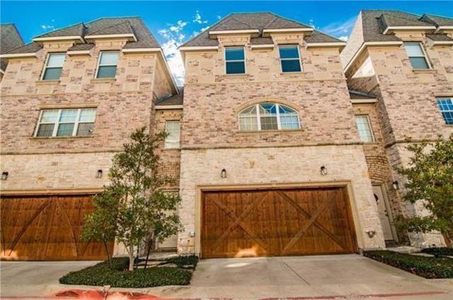 2700 Club Ridge Drive #35, Lewisville, TX 75067 (MLS #14093195) :: Team Hodnett